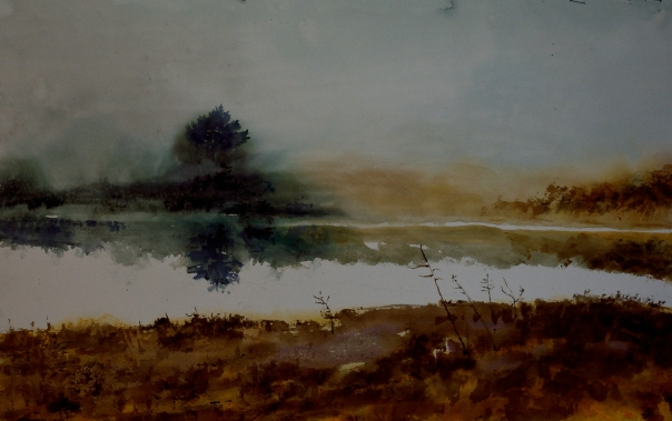 Misty Lake _358DSC_0014